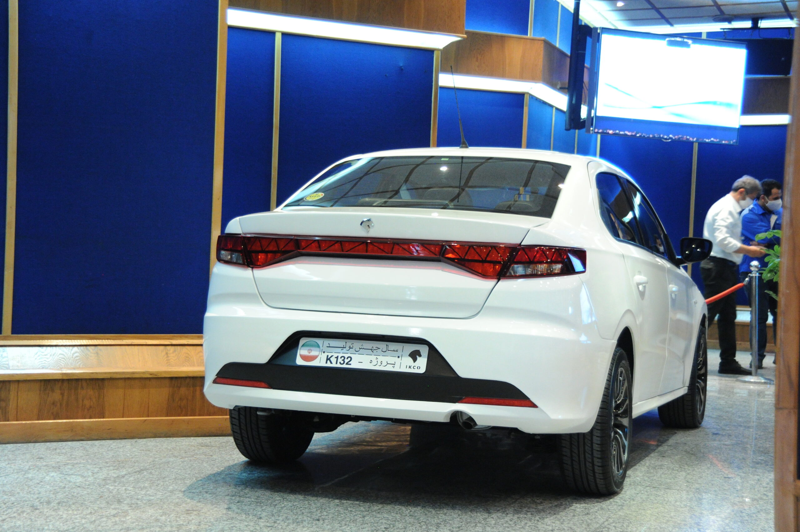 ببینید/امضای میثاق نامه گروه صنعتی ایران خودرو با قطعه سازان