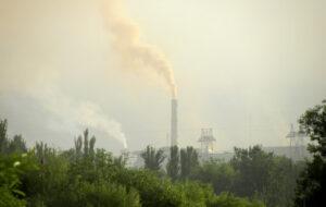 تصمیم گیری برای توقف آلایندگی ذوب آهن نیازمند مقامات ارشد