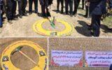 آغاز احداث خانه بهداشت در روستای ابوسحاب با حمایت بانک ایران زمین