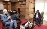 تاکیدبر توسعه همکاری های پست و راه آهن