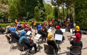 ادای احترام به کادر درمان با موزیک ویدئو سمفونی شهرزاد