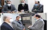 بازدید مدیر عامل شرکت مخابرات ایران از امکانات ارتباطی ورامین و پاکدشت
