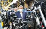 ایران دو چرخ اقدامات موثری در تولید موتورهای برقی داشته است