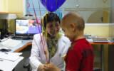 پرتودرمانی کل بدن(TBI) مؤثرترین روش برای درمان کودکان مبتلا به سرطان خون با ریسک بالا