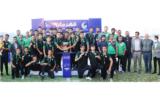 نوجوانان ذوب آهن اصفهان بر قله فوتبال ایران
