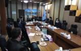 نشست مشترک شعبه قم با بانک رفاه