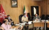 برگزاری اولین جلسه استقرار سامانه جامع تجارت