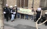 تجمع حواله داران شاهین جلوی سازمان بازرسی / شاهین بدون آپشن به جای خودروی لوکس