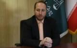 محمود رضا کریمی «مشاور امور رسانهای و مدیر روابط عمومی سازمان زندان ها» شد