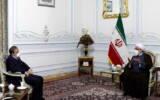 پروژه انتقال آب خلیج فارس به مشهدالرضا هدیه دولت  به مردم خراسان رضوی در دهه مبارک فجر