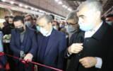 افتتاح واحد تولیدی ریسندگی و بافندگی در شهرک صنعتی ۲ اردبیل