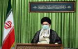 دولت عدالتخواه و ضدفساد می تواند مشکلات را حل کند