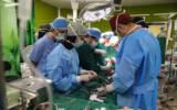 عمل جراحی بیماران با تکنیکهای خاص در شرایط کرونا