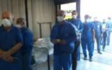 کارگران ایرانخودرو آرای خود را به صندوقها انداختند