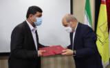تفاهم نامه همکاری بانک پارسیان و دبیرخانه شورایعالی مناطق آزاد