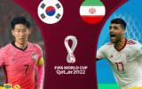 بازی ایران و کره را از لنز ایرانسل ببینید